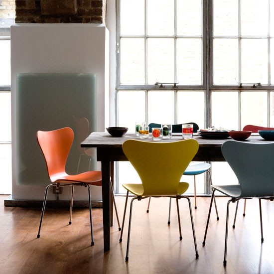 decor me mch silla serie 7 de arne jacobsen. Black Bedroom Furniture Sets. Home Design Ideas
