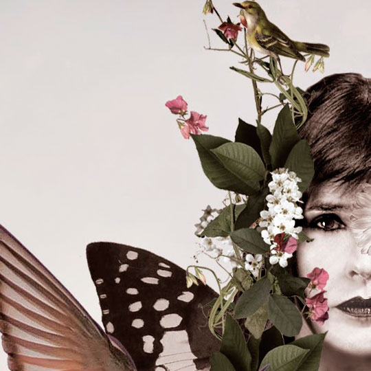 Collage, diseño y más de Bárbara Márquez y su Underline