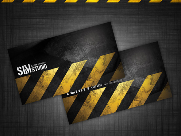Free Design For Business Cards