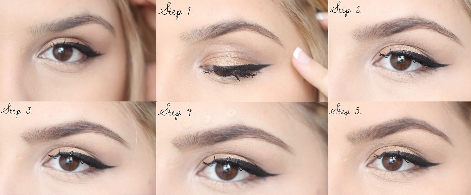 New Step By Drawing Eyebrows On Eyebrow Draw My 1 An I How