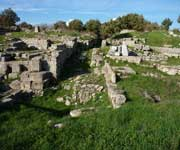 Archaeological Site of Troy Turkey