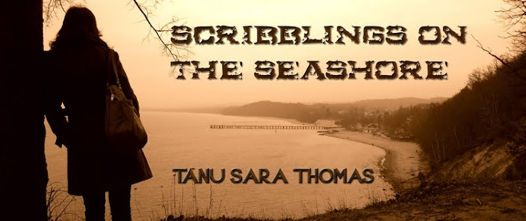 SCRIBBLINGS ON THE SEA SHORE