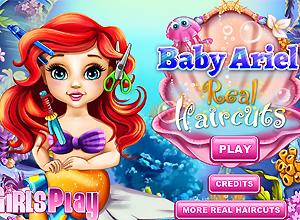 Pentea à Baby Ariel