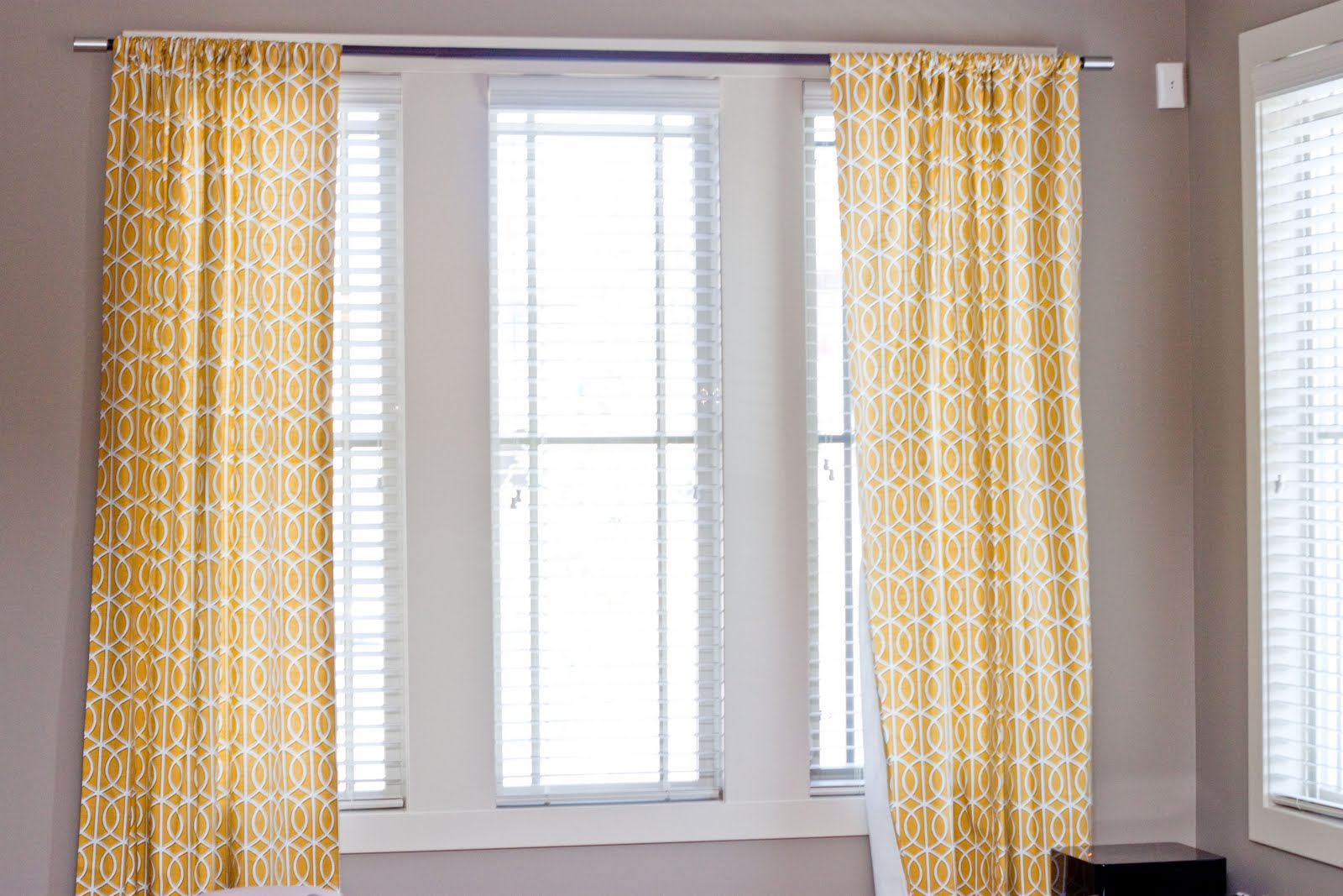 hang curtains step visual guide must have mom