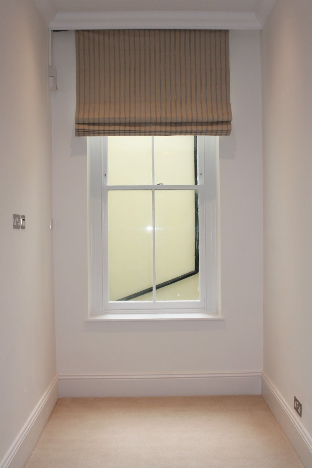 Indigo interior case studies curtains blinds case history for Velux skylight remote control troubleshooting