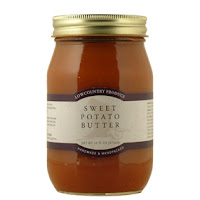 Lowcountry Produce Sweet Potato Butter from avantisavoia.com