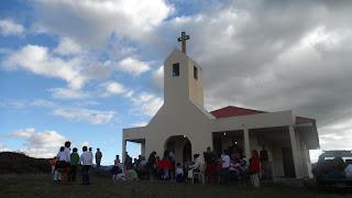 Capilla de Santa Lucrecia, parroquia Tarqui