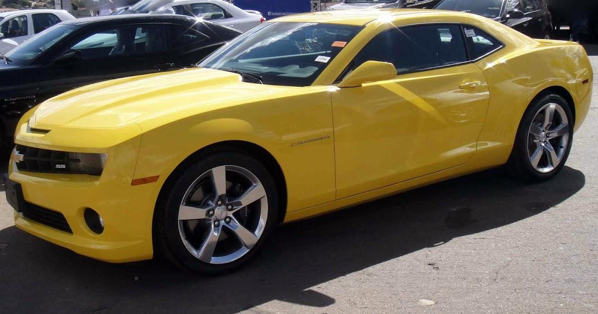 GM Camaro: recall para todas unidades vendidas no Brasil