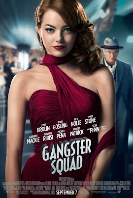 Gangster Squad Official Movie Poster