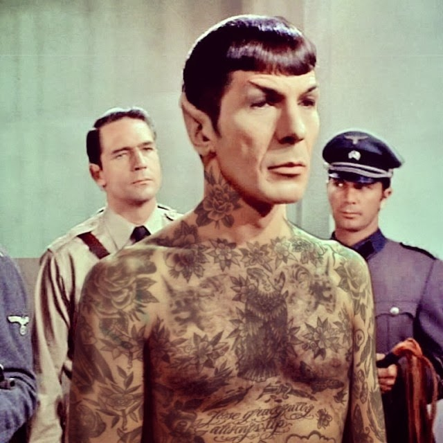17-Leonard-Nimoy-Spock-Cheyenne-Randall-Shopped-Tattoos-Tattooed-Celebrities-www-designstack-co