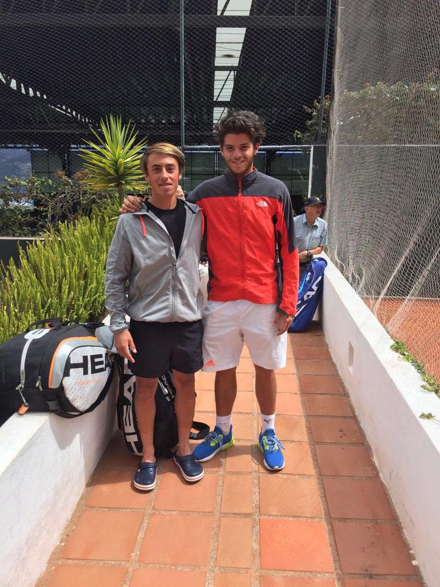 ITF FUTURES F2 ECUADOR- PRIMER PUNTO ATP PARA JUAREZ