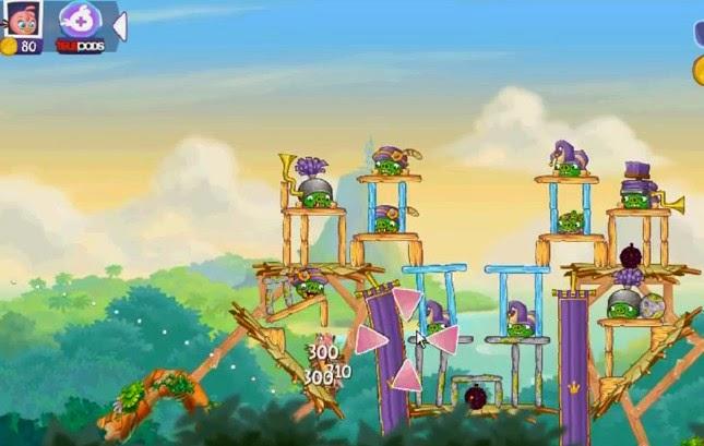 Angry Birds Stella 3 Stars Walkthrough