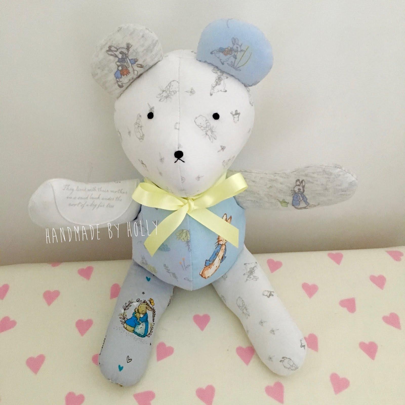 Memory Bear (Boys) £20