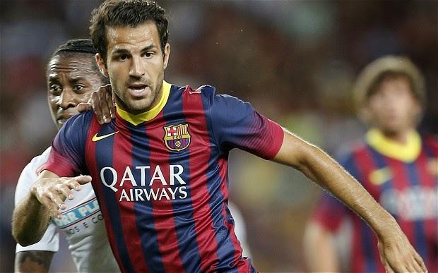 Cesc Fabregas Di Jual Barcelona