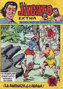 ÈXITS EDITORIALS DE 1962: EL JABATO
