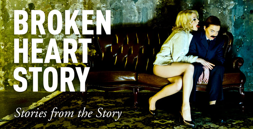 a story about broken hearts essay