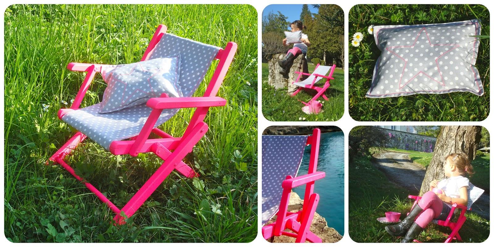 Tadaam transat fluo for Transat jardin rose