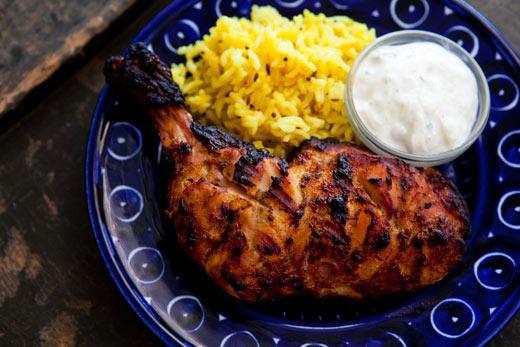 Indian Food – Tandoori Chicken Recipe