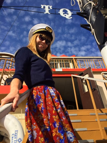 Captain, Fashion, Floral, Layers, Tahoe, Tahoe Queen, Autumn