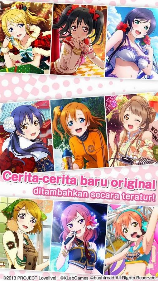 School Idol Festival Terbaru