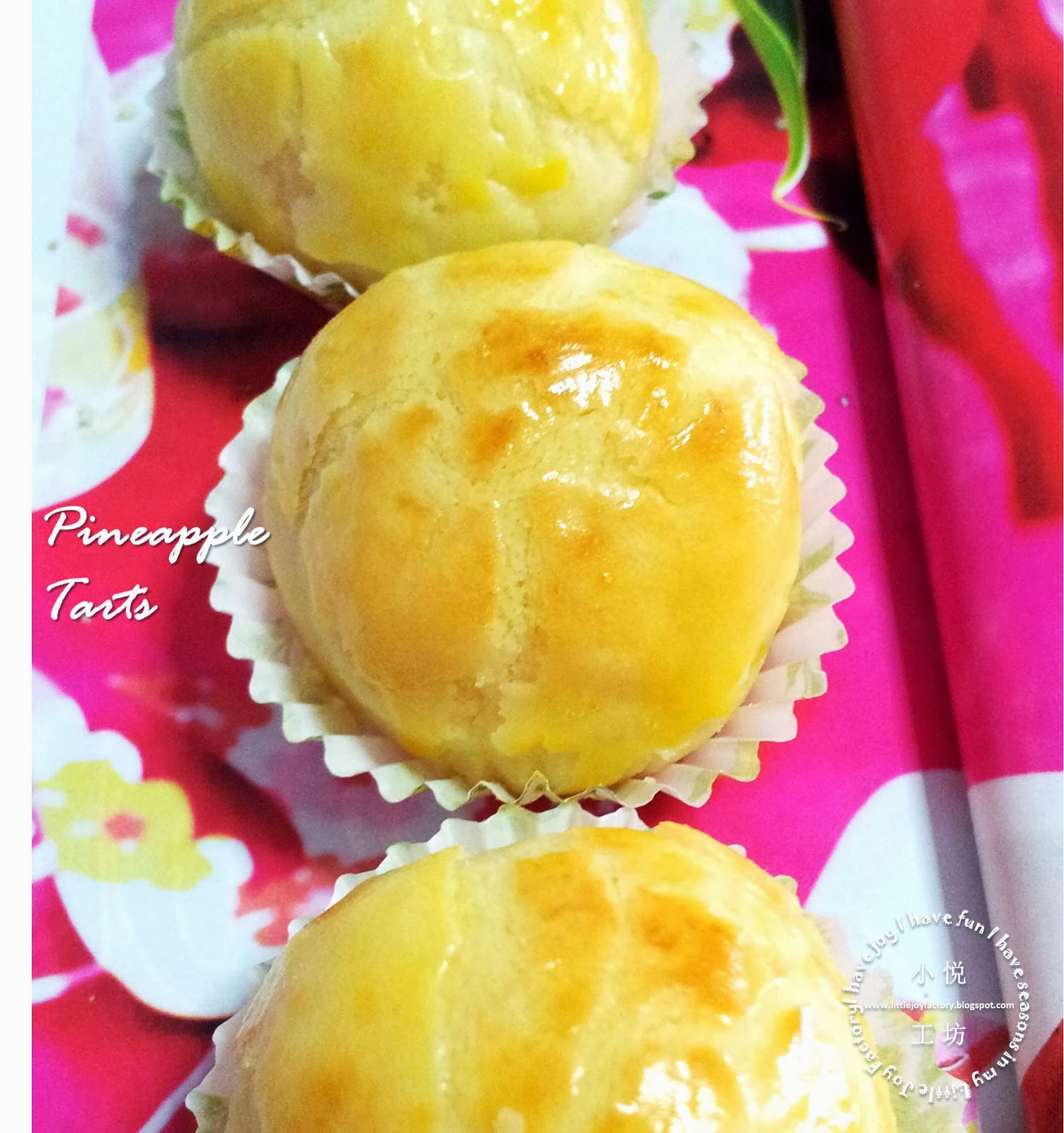 ... Joy Factory: Best Melt-in-the-Mouth Pineapple Tarts (Sonia's Recipe