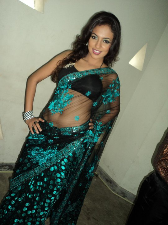 Udari Warnakulasooriya at Dance Stars Dance