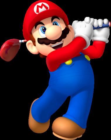 Mario Golf World Tour Ds Cia