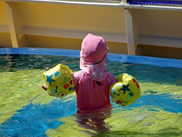 Protección solar en niños: consejos para proteger a nuestros tesoros