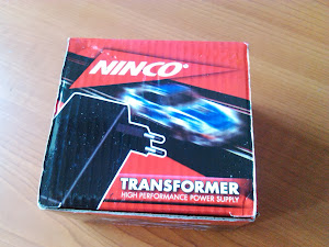 TRANSFORMADOR 12V/1A-NINCO-8€-AGORA 5€
