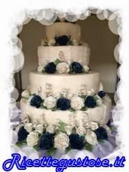 http://www.ricettegustose.it/Dolci_e_decorazioni_html/Torta_matrimonio_4_piani_con_rose_bianche_e_blu.html