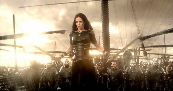 """Eva Green es Artemisia en """"300: El origen de un Imperio"""""""