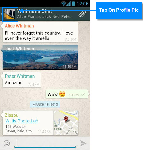 How to Save the WhatsApp Profile Pic of Your Contacts Quickly on Android