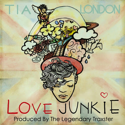 Album: Tia London - Love Junkie