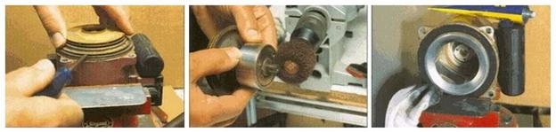 Разобрать и почистить мтор насос циркуляционный отопления