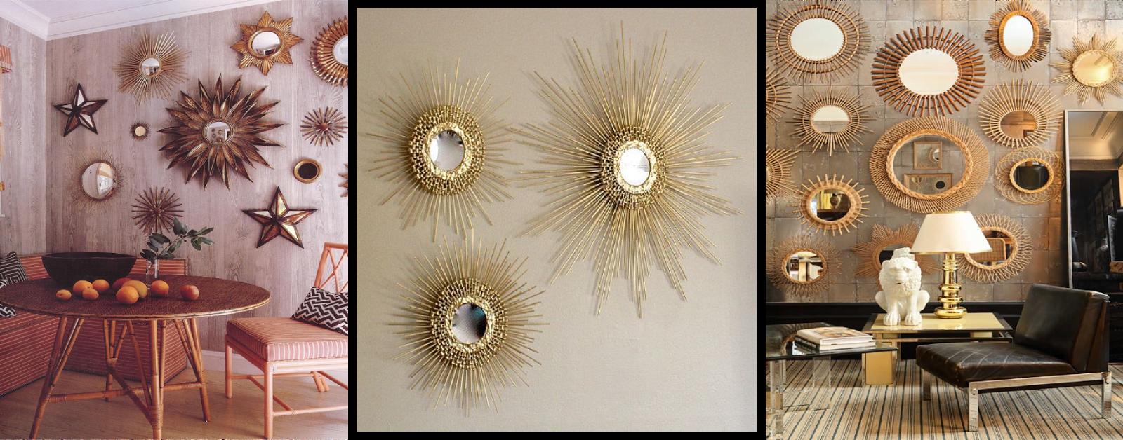 Vintagellous diy espejo de sol vintage - Espejos de sol ...