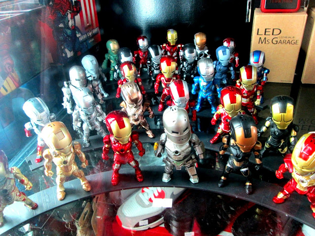 Iron Man Restau