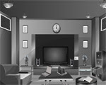 Solucion Black and White Room Escape Guia