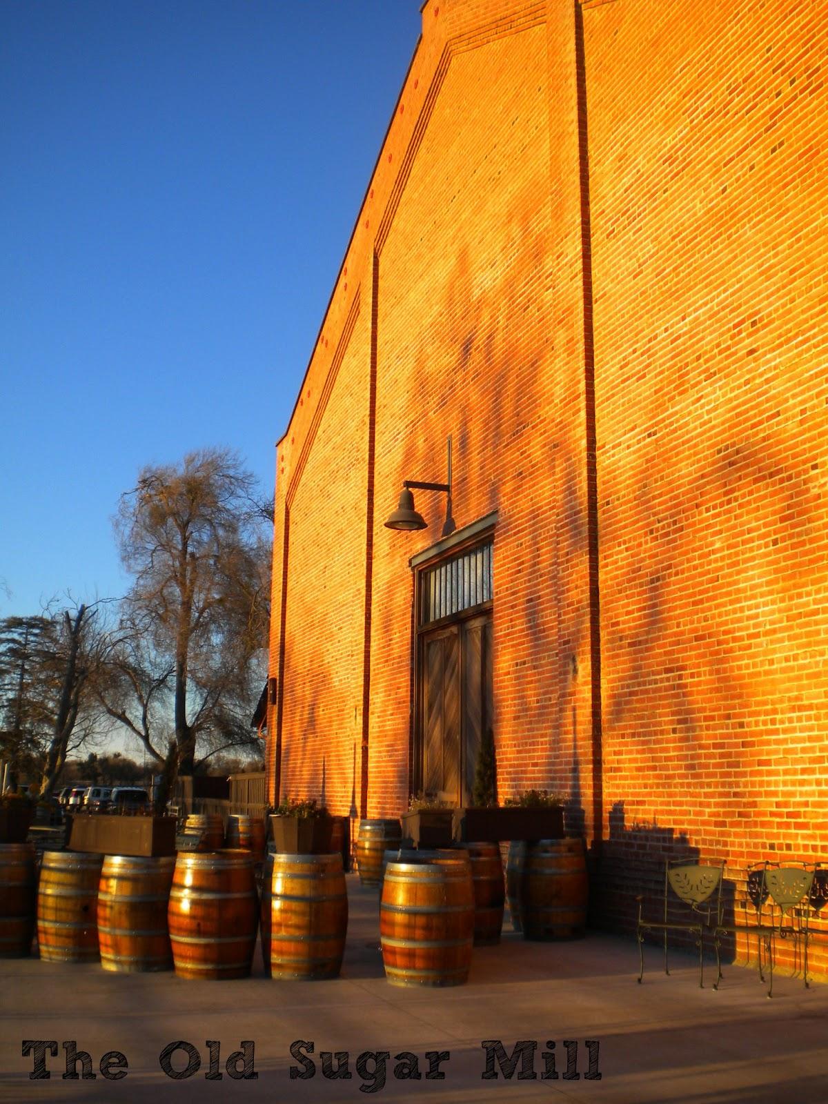 Shabby Brocante Old Sugar Mill Clarksburg California
