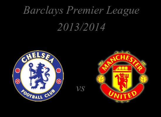 Chelsea vs Manchester United Premier league 2013