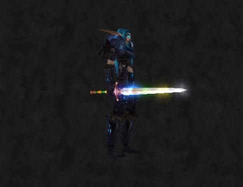 Chromatic Sword