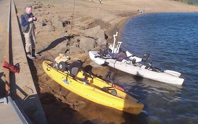 for Henry hagg lake fishing