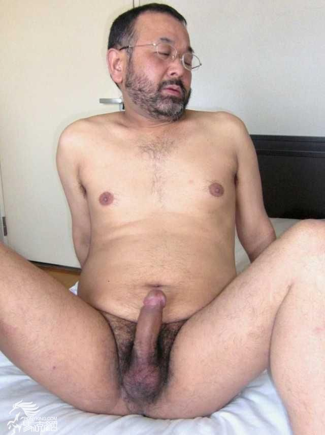 Nude mature asian men pics 589