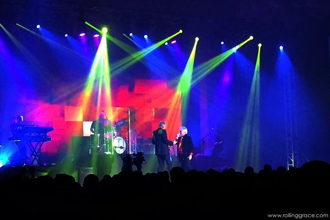 Air Supply's 40th Anniversary World Tour Finale
