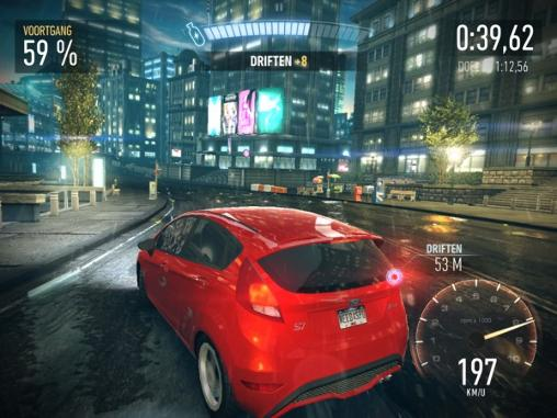 Need For Speed 14 row para Android gratis - NFS No limits