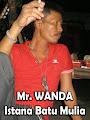 Mr. Wanda Istana Batu