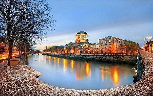 IRLANDA - Ótimo intercâmbio para seu filho aprender inglês e se divertir com tranquilidade.