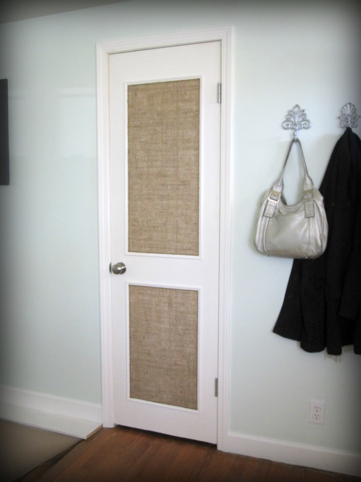 Beautifully Contained How To Spice Up A Flat Panel Door