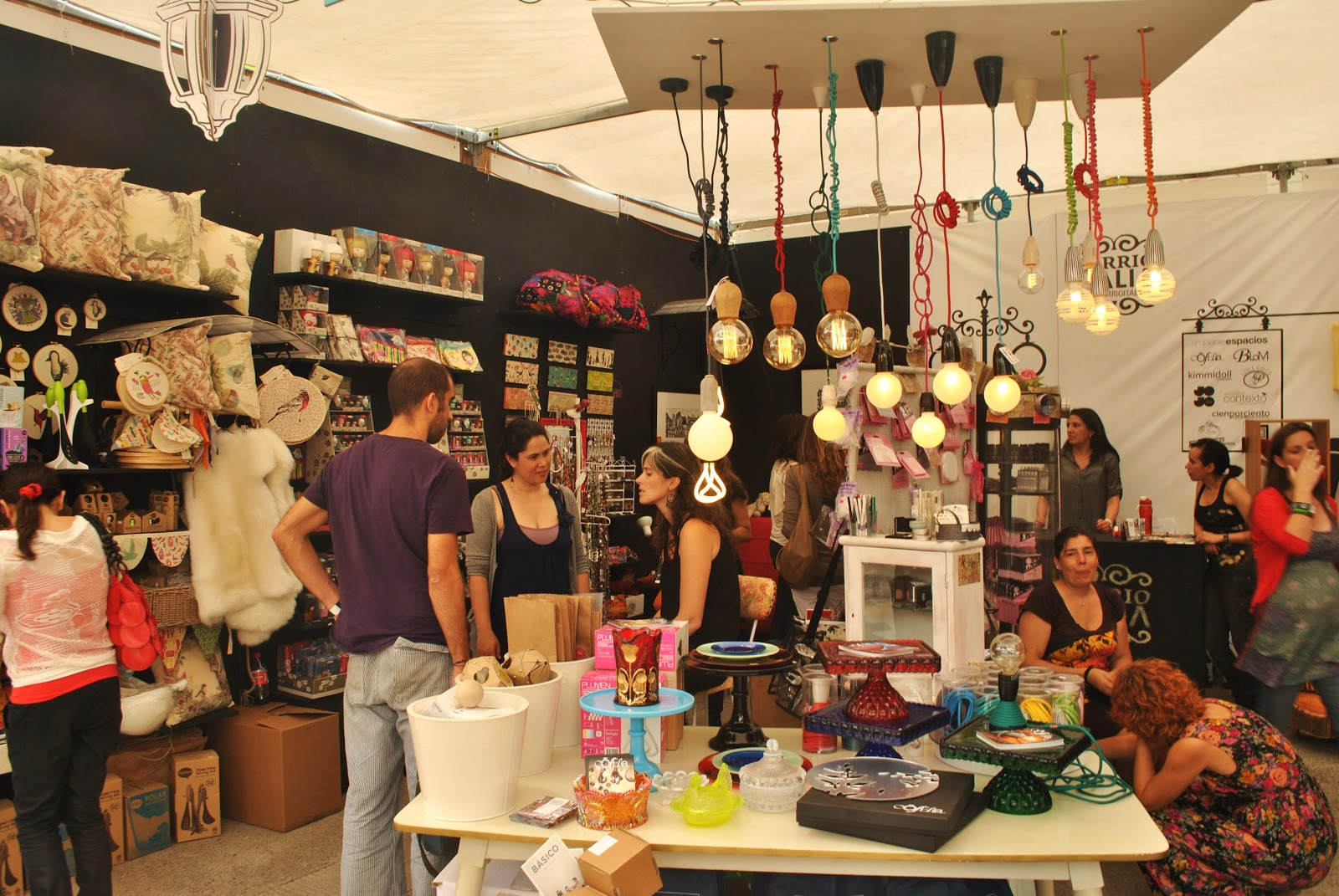 Doradoamor las secuelas del bazar ed 2012 for Bazar decoracion