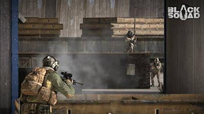 Jenis-jenis Senjata Dan Macam-macam Map Dalam Game Black Squad