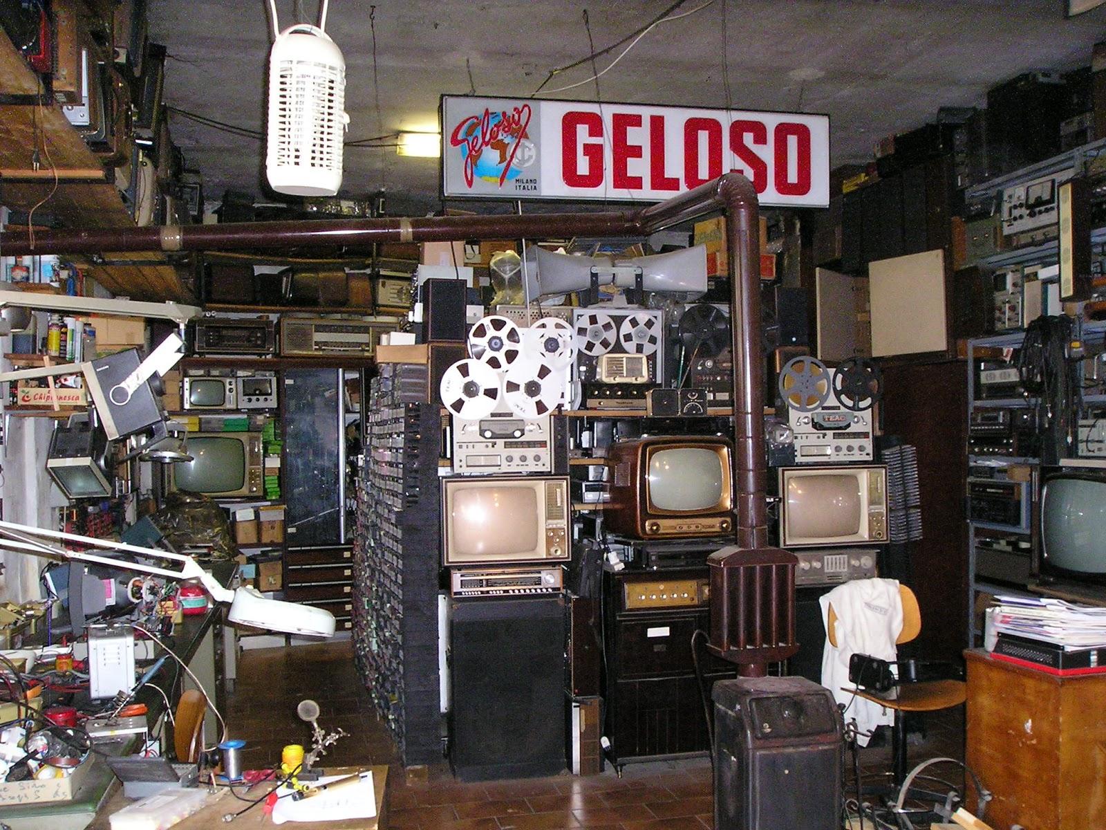 Air radiorama radiorama bonus la storia del for Laboratorio di garage domestico